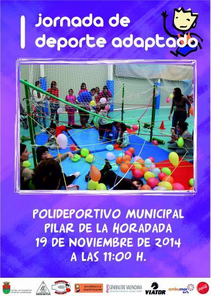 XXXIII Jocs Esportius de la Comunitat Valenciana en Pilar de la Horadada 2014