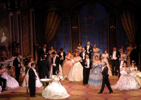 """Opera in cinema: """"La Traviata from Verdi"""" Benissa"""