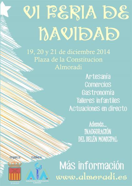 6ª Feria de Navidad en Almoradí