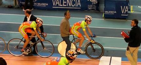 Liga de Pista Comunidad Valenciana 2015