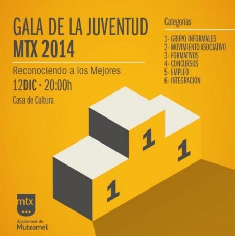 Gala de la Juventud 2014