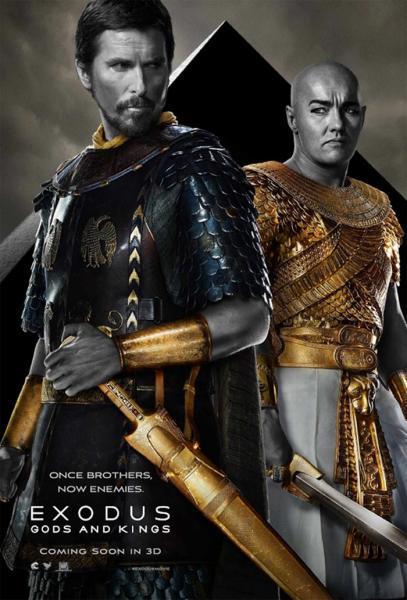 Exodus, dioses y reyes