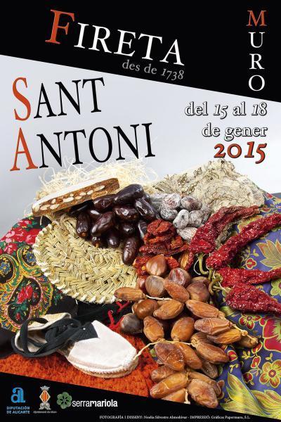 FIRETA DE SANT ANTONI 2015
