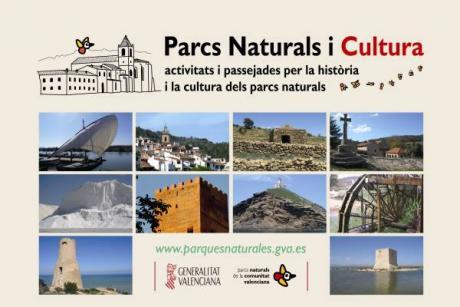 Parcs Naturals i Cultura en los 22 Parques Naturales de la Comunitat Valenciana