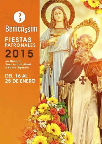 Programa Fiestas Sant Antoni 2015