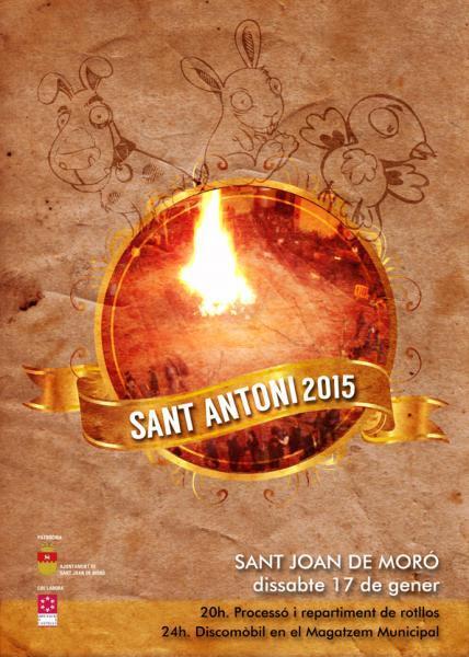 Fiestas de San Antonio en San Juan de Moró