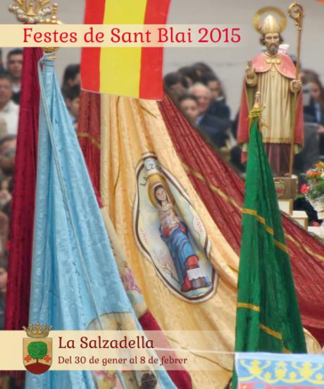Fiestas patronales de San Blas en la Salzadella 2015