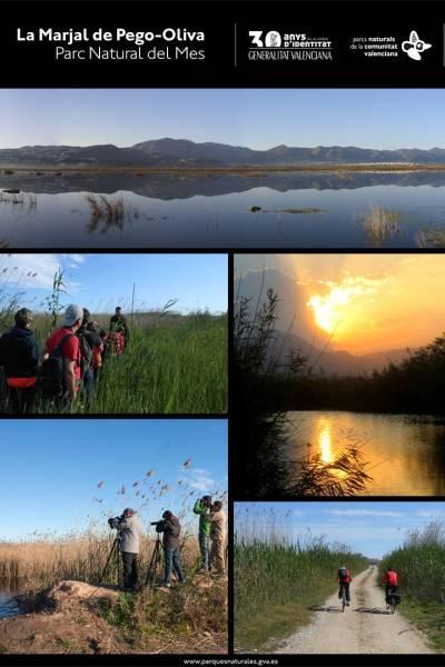Dos parques naturales del mes de Febrero