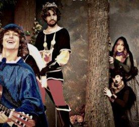 Robin Hood y la bruja del bosque de Sherwood en la Sala Russafa