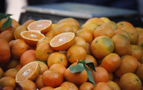 Orange, a culinary star in Castellón