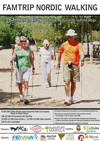 Famtrip Nordic Walking