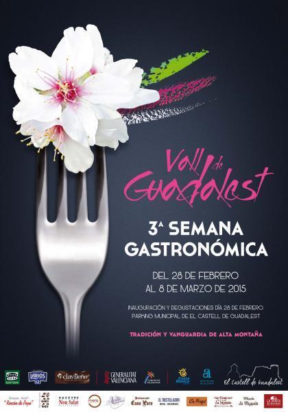 3ª Semana Gastronómica Vall de Guadalest