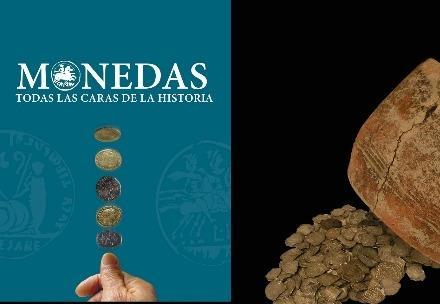 Exposición: Monedas todas las caras de la história
