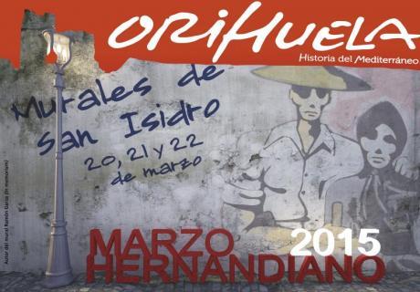 IV EDICIÓN DE LOS MURALES DE SAN ISIDRO