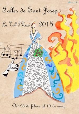 Fallas 2015 en La Vall d'Uixó