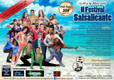 II Festival Salsalicante 2015