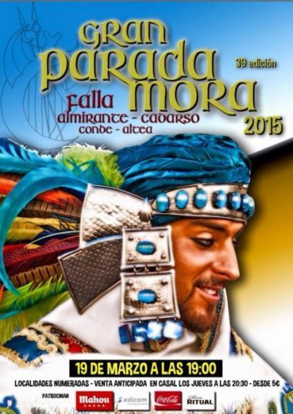 Gran Parada Mora