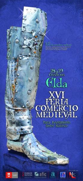 XVI Feria de Comercio Medieval