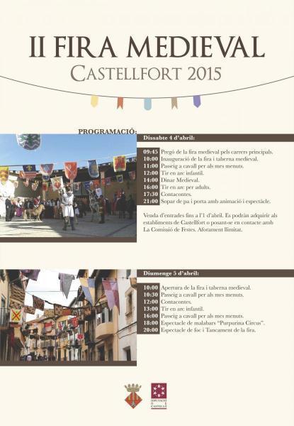 Feria medieval de Castellfort