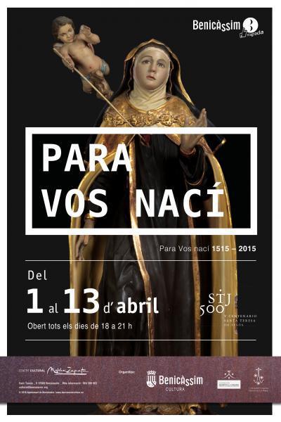 """Exposición """"Para vos nací"""""""