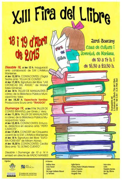 XIII Feria del Libro de Manises