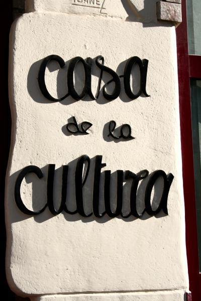 Agenda Cultural Casa de Cultura Santa Pola