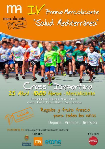 "IV Premio Mercalicante ""Salud Mediterránea"""