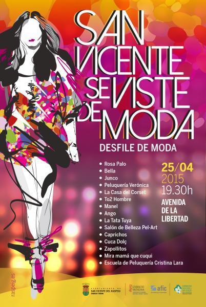 SAN VICENTE SE VISTE DE MODA