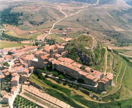 Romería a San Cristóbal en Culla