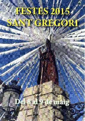 Fiestas de los jóvenes en honor a San Gregorio