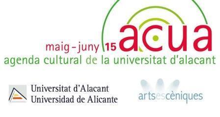 Agenda Cultural de la Universidad de Alicante