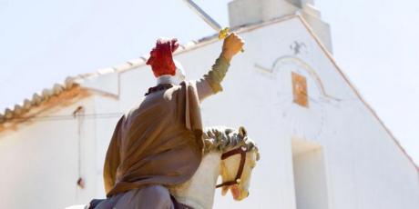 Fiesta Partida Benimarco- San Jaime