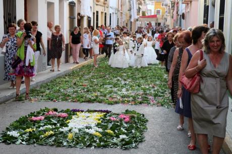 Corpus Christi processions in Vall de Pop