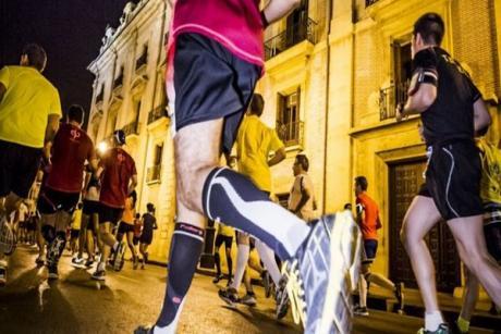 Valencia se rinde al deporte de día y de noche