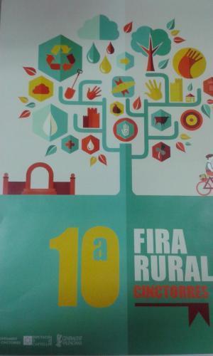 X Feria Rural a Cinctorres