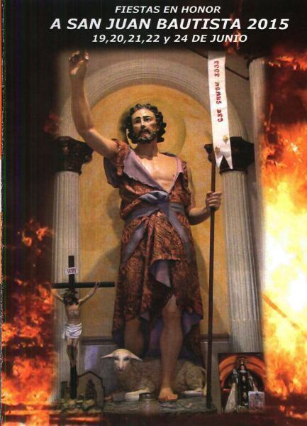 Fiestas en Honor a San Juan Bautista