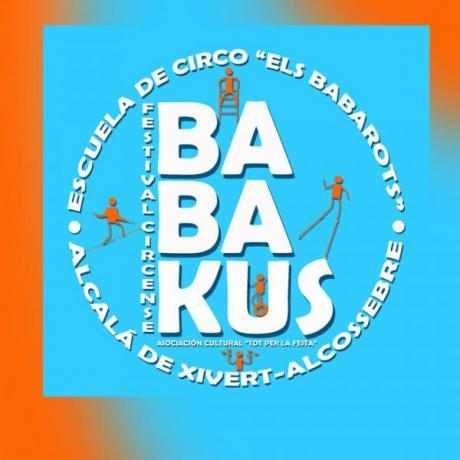 """III FESTIVAL CIRCENSE """"BABAKUS 2015"""""""