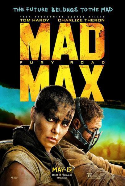 Mad Max, Furia en la Carretera