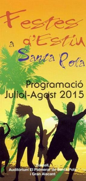 FESTES D´ESTIU.SANTA POLA