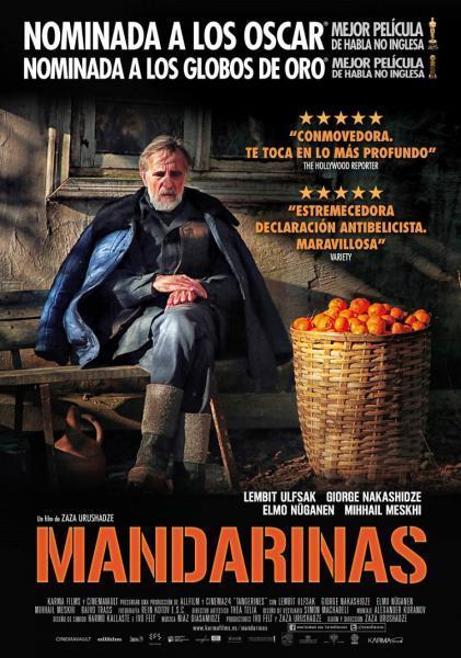 Cine: Mandarinas