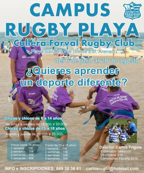 CAMPUS RUGBY PLAYA