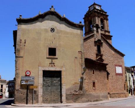Fiestas en Honor a San Bartolomé y Sagradas Relíquias en Atzaneta del Maestrat