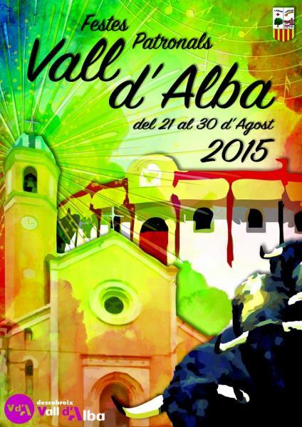 Fiestas a La Inmaculada Concepción y San Juan Bautista en Vall d'Alba