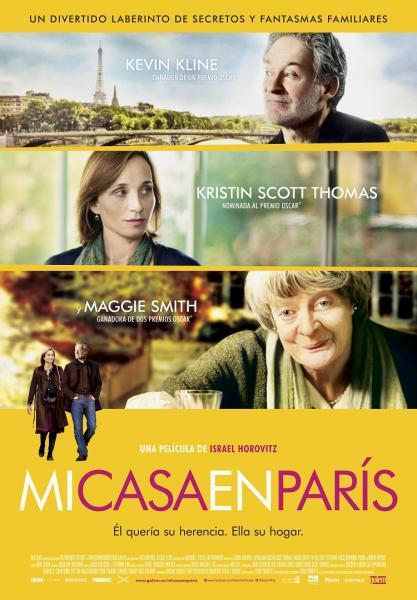 Cine: Mi casa en París