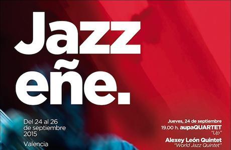 Jazzeñe 2015 en el Teatro Rialto