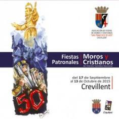 Fiestas de Moros y Cristianos de Crevillente 2015