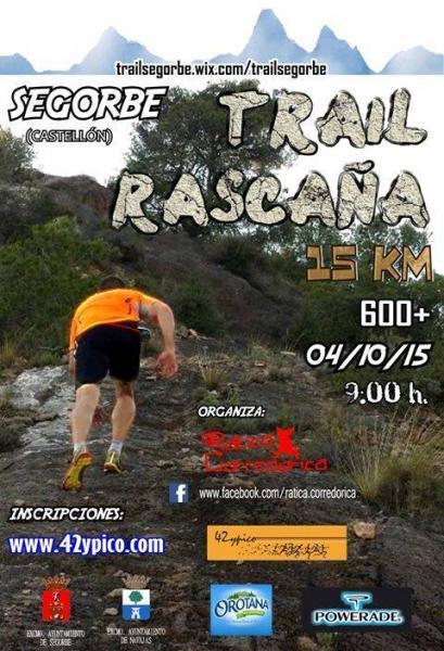 Trail Rascaña Segorbe
