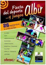 Fiesta del deporte y juegos en la Playa del Albir