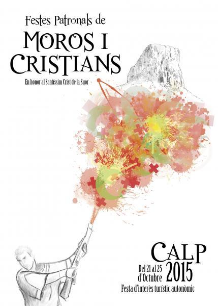 Programa Fiestas Moros y Cristianos Calp 2015