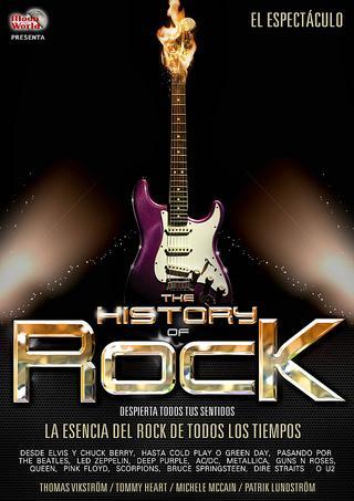History of Rock. El espectáculo